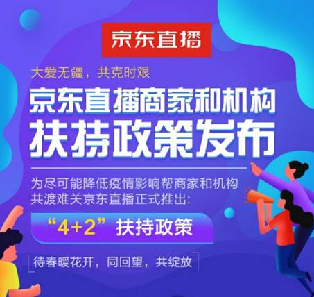 """【战""""疫""""】京东 淘宝 快手 抖音 蘑菇街 微盟六大电商直播"""